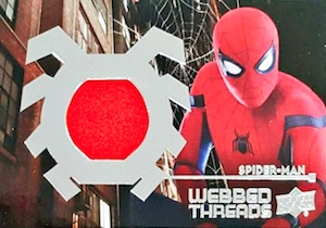 Upper Deck Spider-Man Homecoming