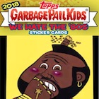 2018 Topps Garbage Pail Kids Series 1 We Hate the '80s Trading Cards
