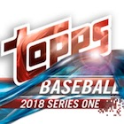 2018 Topps Series 1 Baseball Cards