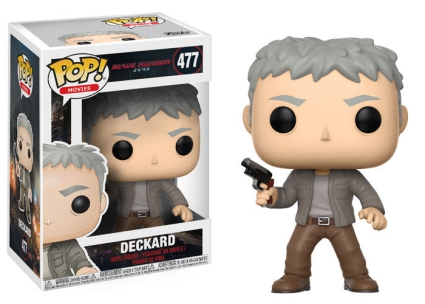 2017 Funko Pop Blade Runner 2049 Vinyl Figures 22