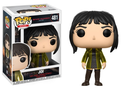 2017 Funko Pop Blade Runner 2049 Vinyl Figures 27