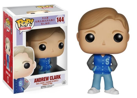 Funko Pop The Breakfast Club Vinyl Figures 24