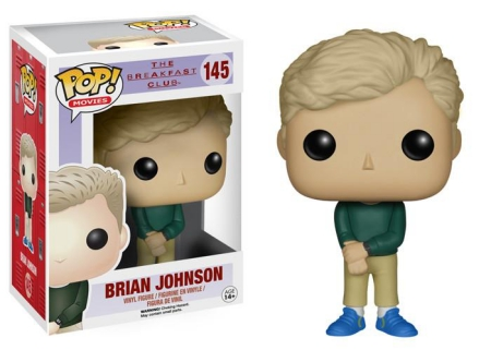Funko Pop The Breakfast Club Vinyl Figures 22