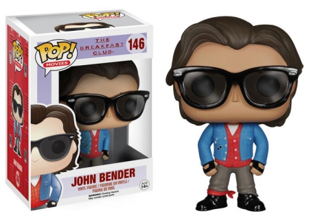 Funko Pop The Breakfast Club Vinyl Figures 23