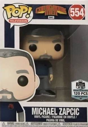 Funko Pop Comic Book Men Vinyl Figures 23