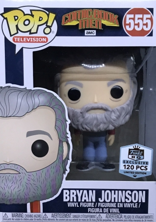 Funko Pop Comic Book Men