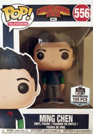 Funko Pop Comic Book Men Vinyl Figures 25