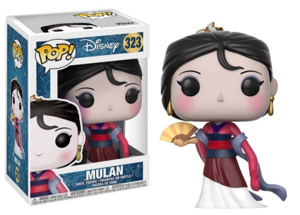 Ultimate Funko Pop Mulan Figures Checklist and Gallery 24
