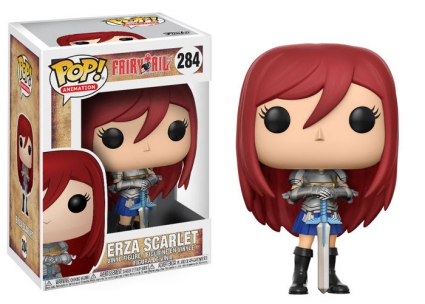 Ultimate Funko Pop Fairy Tail Figures Checklist and Gallery 9