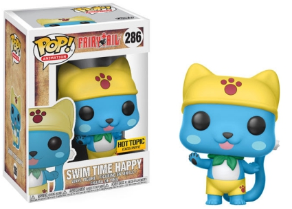 Ultimate Funko Pop Fairy Tail Figures Checklist and Gallery 12
