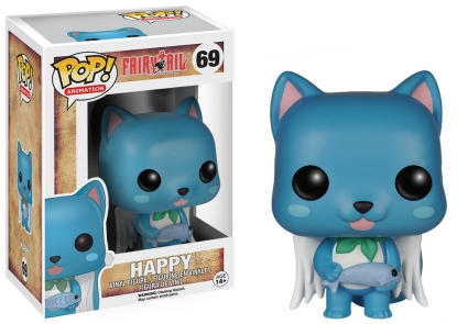 Ultimate Funko Pop Fairy Tail Figures Checklist and Gallery 4