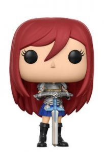 Ultimate Funko Pop Fairy Tail Figures Checklist and Gallery 2