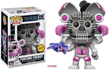 Funko Pop Five Nights at Freddy's Checklist, Exclusives List, Visual