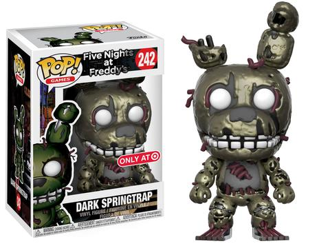Ultimate Funko Pop Five Nights at Freddy's Figures Checklist and Gallery 40