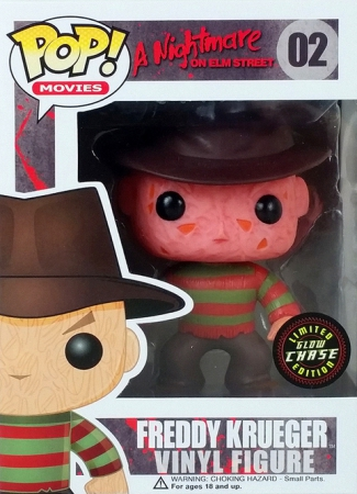 Funko Pop Freddy Krueger Checklist Gallery Exclusives