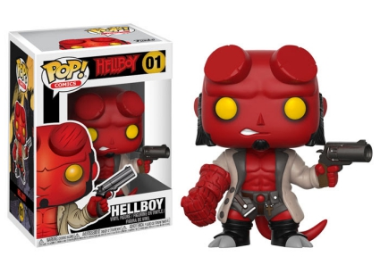 Funko Pop Hellboy Vinyl Figures 24