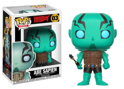 Funko Pop Hellboy Vinyl Figures 27