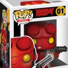 Funko Pop Hellboy Vinyl Figures