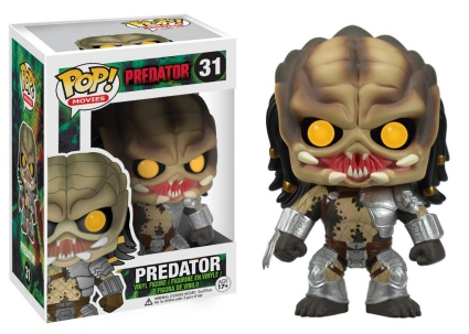 Movies-The Predator-Assassin Predator-POP VINYLE FUNKO POP