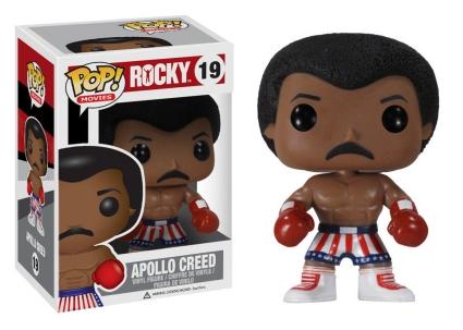 Funko Pop Rocky Vinyl Figures 25
