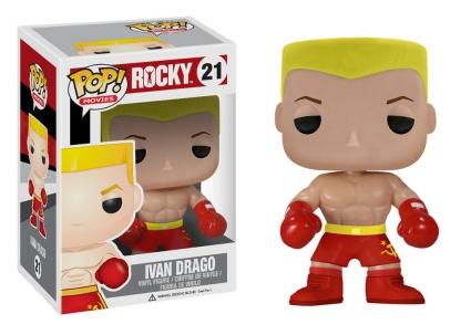 Funko Pop Rocky Vinyl Figures 24