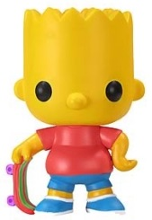 Funko Pop Simpsons Vinyl Figures 2