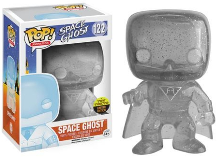 Funko Pop Space Ghost Vinyl Figures 22