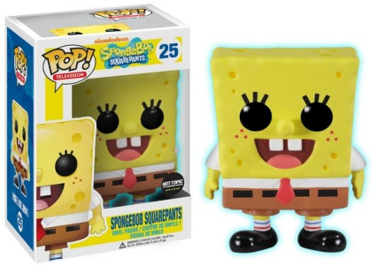 Ultimate Funko Pop SpongeBob SquarePants Figures Gallery & Checklist 4