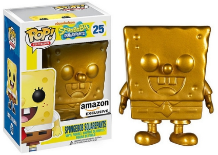 Ultimate Funko Pop SpongeBob SquarePants Figures Gallery & Checklist 5