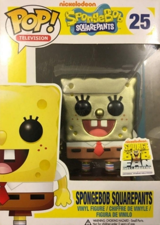 Ultimate Funko Pop SpongeBob SquarePants Figures Gallery & Checklist 6