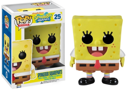 Ultimate Funko Pop SpongeBob SquarePants Figures Gallery & Checklist 3