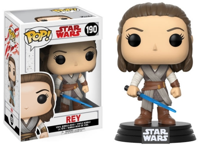 Funko Pop Star Wars Last Jedi Vinyl Figures 27