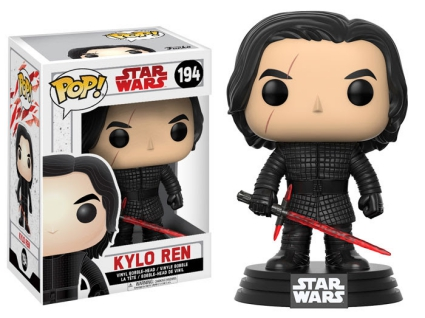 Funko Pop Star Wars Last Jedi Vinyl Figures 28