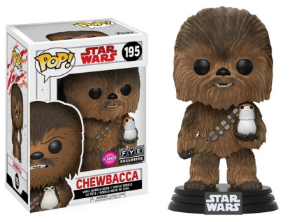 Funko Pop Star Wars Last Jedi Vinyl Figures 31