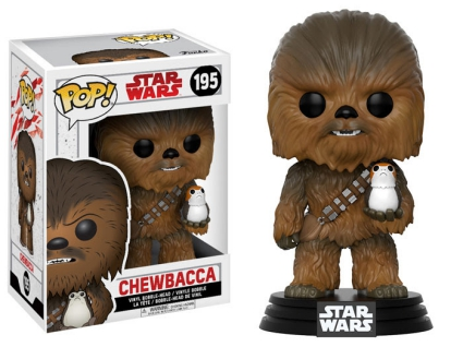 Funko Pop Star Wars Last Jedi Vinyl Figures 30