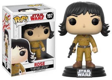 Funko Pop Star Wars Last Jedi Vinyl Figures 36