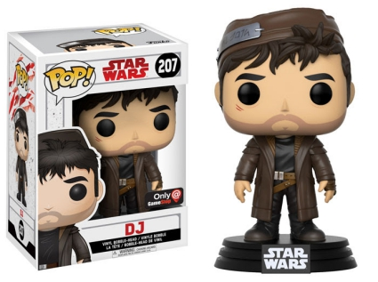 Funko Pop Star Wars Last Jedi Vinyl Figures 47