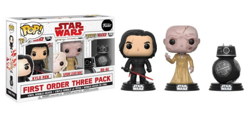 Funko Pop Star Wars Last Jedi Vinyl Figures 66