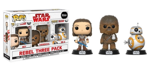 Funko Pop Star Wars Last Jedi Vinyl Figures 72