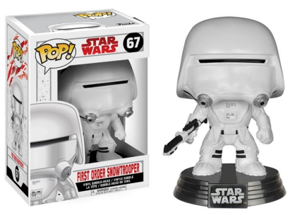 Funko Pop Star Wars Last Jedi Vinyl Figures 22