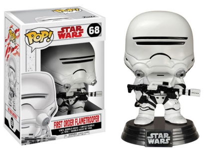 Funko Pop Star Wars Last Jedi Vinyl Figures 26