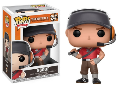 Funko Pop Team Fortress 2 Checklist Set Info Gallery