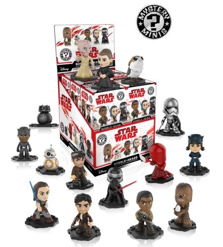2017 Funko Star Wars Last Jedi Mystery Minis 1