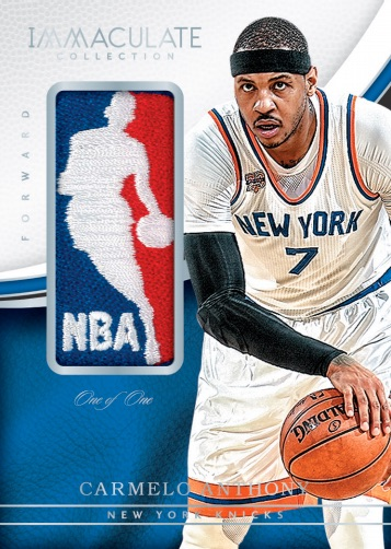 2016-17 Panini Immaculate Basketball