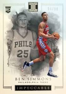 2016-17 Panini Impeccable Basketball Cards 21