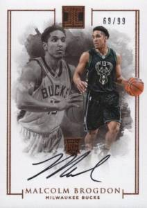 2016-17 Panini Impeccable Basketball Cards 22