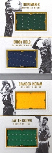 2016-17 Panini Preferred Basketball Cards 27