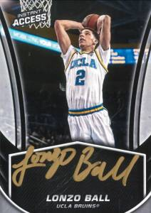 Big Baller or Bust! Top Lonzo Ball Rookie Cards 9