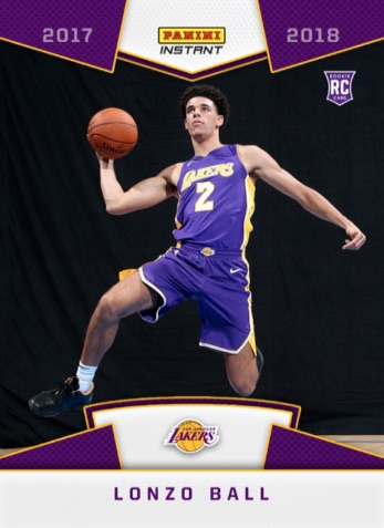 Top Lonzo Ball Rookie Cards 8