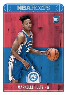 2017-18 Panini NBA Hoops Basketball Checklist, Set Info, Boxes, Reviews